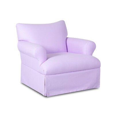 Anna Swivel Glider Chair by Nursery Classics