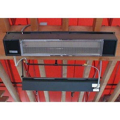 Sunpak Model S34 Gas Patio Heater
