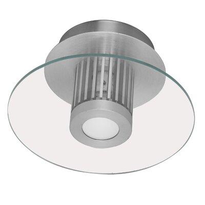 Chiron 1 Light Semi Flush Mount Product Photo