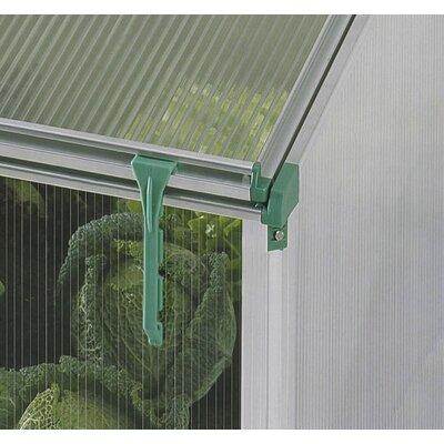 Juwel BioStar 2.5 Ft. W x 5 Ft. D Plastic Cold Frame Greenhouse