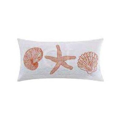 Cora Accent Cotton Lumbar Pillow by C & F Enterprises