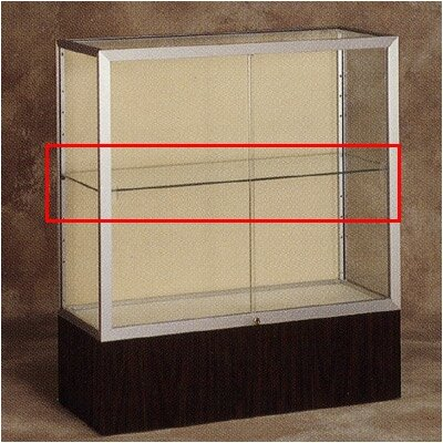 Waddell Reliant Series 2281/2282 Extra Full-Length Shelf