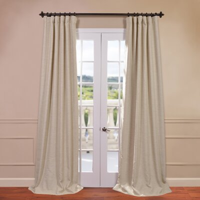 Bellino Blackout Single Curtain Panel Product Photo