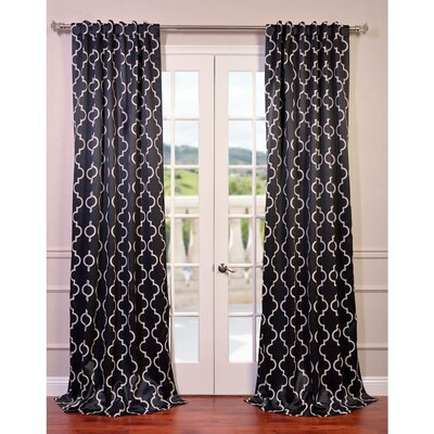 Seville Blackout Curtain Panel Product Photo