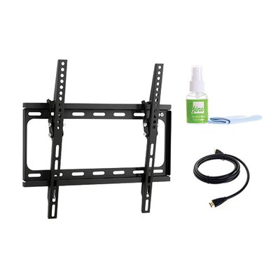 "Medium Tilt Universal Wall Mount for 17"" - 42"" Screens Product Photo"