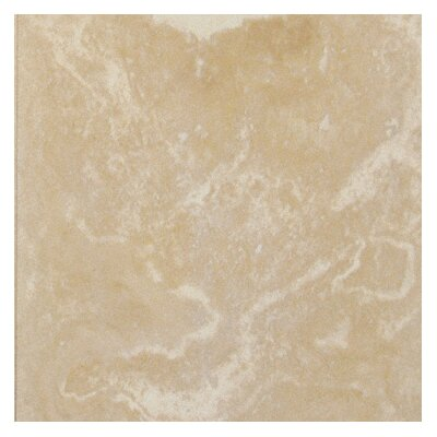 MS International Tuscany Beige Travertine Field Tile in Honed, Unfilled and Chipped Beige