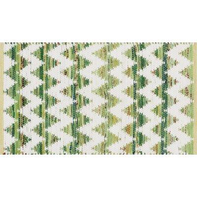 Vivian Light / Green Rug by Loloi Rugs