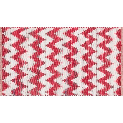 Vivian Red Rug by Loloi Rugs