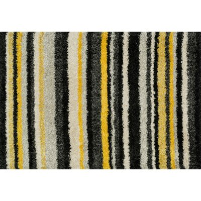 Cosma Yellow/Multi Stripes Rug by Loloi Rugs