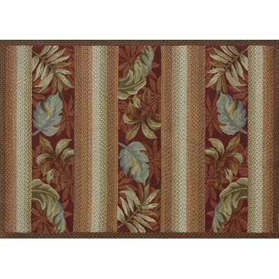Shelter Tropical Novelty Rug by Loloi Rugs