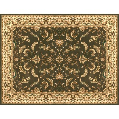 Stanley Chocolate / Beige Rug by Loloi Rugs