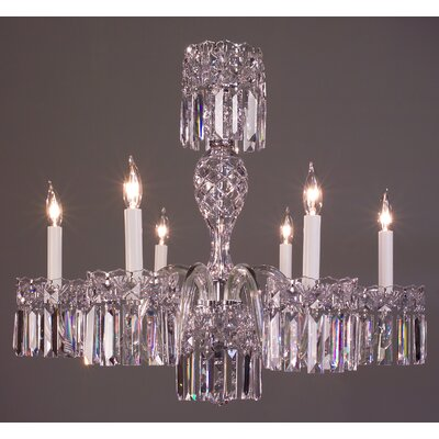 Classic Lighting Buckingham 6 Light Chandelier