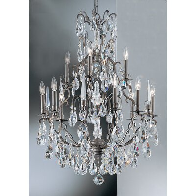 Classic Lighting Versailles 13 Light Chandelier