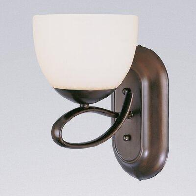 Classic Lighting Odyssey 1 Light Wall Sconce