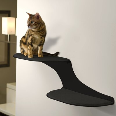 """The Refined Feline 10"""" Clouds Wall Mounted Cat Perch"""