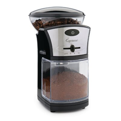 Electric Burr Coffee Grinder by Capresso