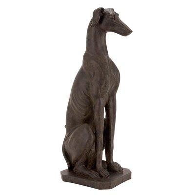 Greyhound Dog Statue by Aspire