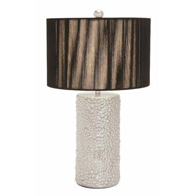 "Aspire Arati VI 26"" H Table Lamp with Drum Shade"