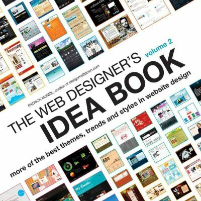 F&W Media The Web Designer's Idea Book; More of the Best Themes, Trends and Styles in Website Design