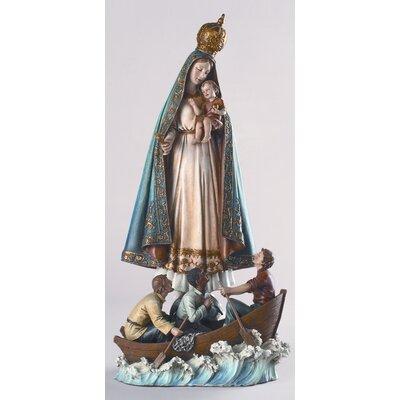 Roman, Inc. Caridad Del Cobre Virgin of Charity Figurine