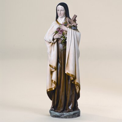 Roman, Inc. Joseph Studio St. Therese Figurine