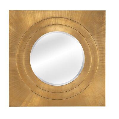 Zane Wall Mirror by Bassett Mirror