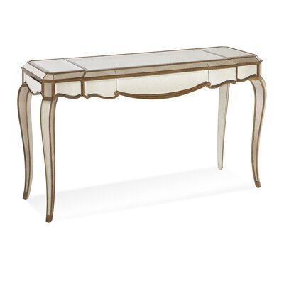 Collette Console Table by Bassett Mirror