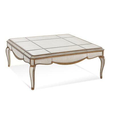 Collette Square Cocktail Table by Bassett Mirror