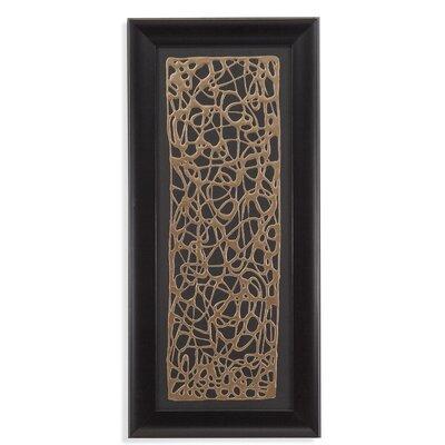 Decograph Panel Framed Wall Art by Bassett Mirror