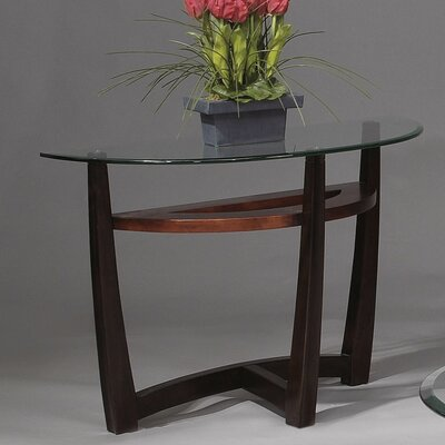 Elation Console Table by Bassett Mirror