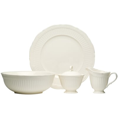Tuscan Villa 4 Piece Place Setting by Red Vanilla