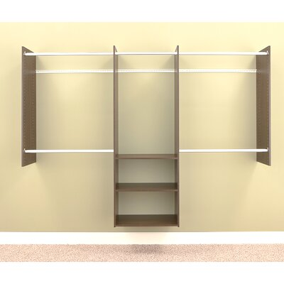 Deluxe Closet Starter Kit Product Photo