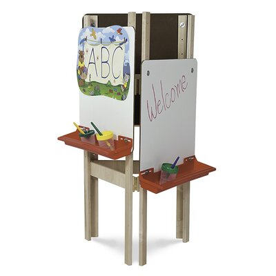 Virco Children's Adjustable Easel