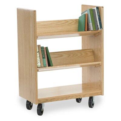 Virco Library Book Cart
