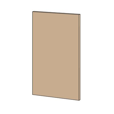 """Virco Finished End Panel - 39"""" H"""