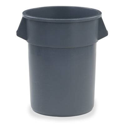 Virco 55-Gal Brute Trash Container
