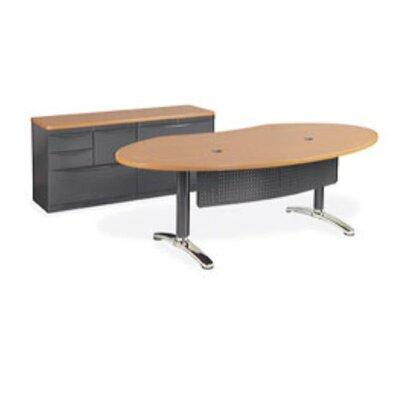 Virco Plateau Office Desk Shell Solutions Kit 2