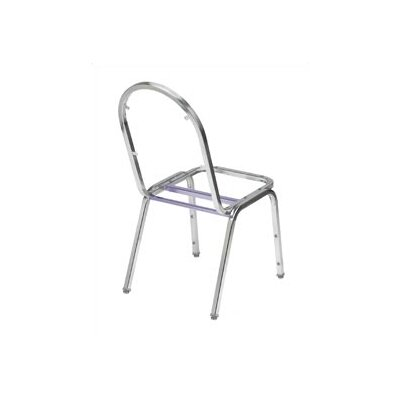 Virco Armless Dome Back Banquet Chair