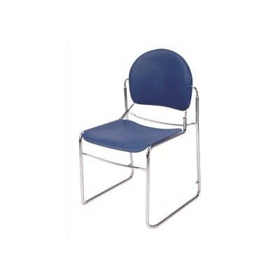 Virco Virtuoso Armless Stacking Chair