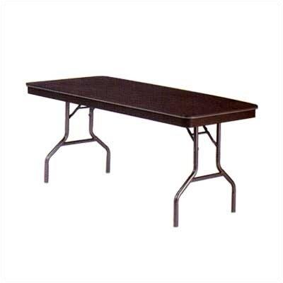 Virco 6100 Series Rectangular Folding Table