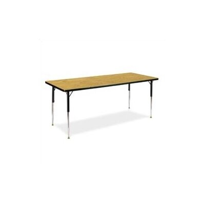 "Virco 4000 Series 36"" x 30"" Rectangular Classroom Table"