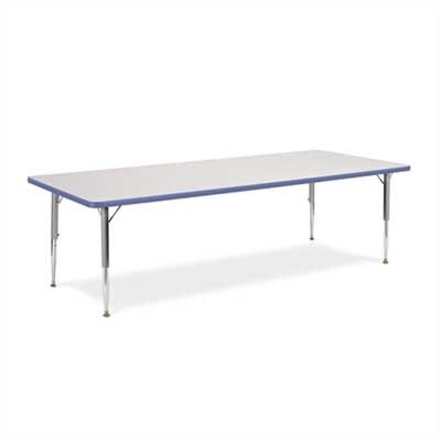 Virco 4000 Series Rectangular Classroom Table