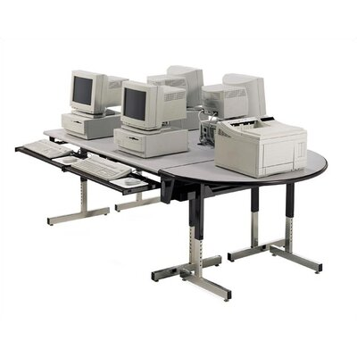 "Virco Future Access 60"" W x 30"" D Training Table"