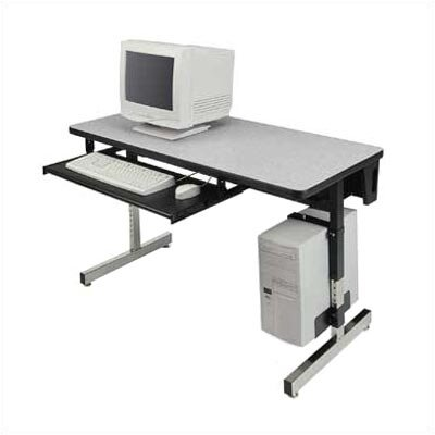 "Virco 8700 Series 48"" W x 30"" D Training Table"