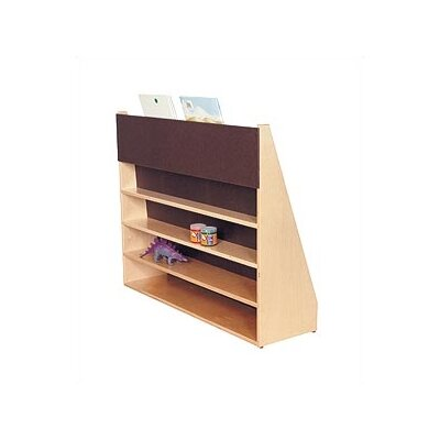 Virco Double Sided Book Display