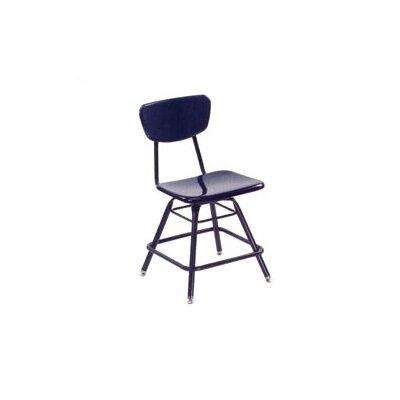 "Virco 3000 Series 18"" Plastic Classroom Chair"