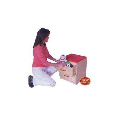 Virco Teacher's Storage Stool