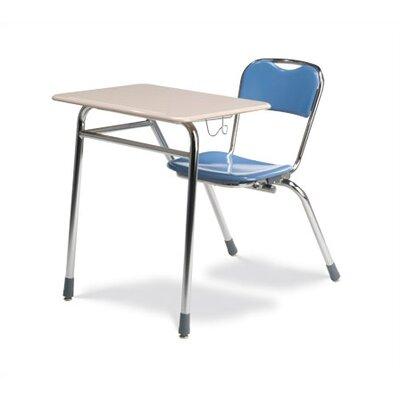"Virco Telos Series 18"" Steel Classroom Chair and Desk"