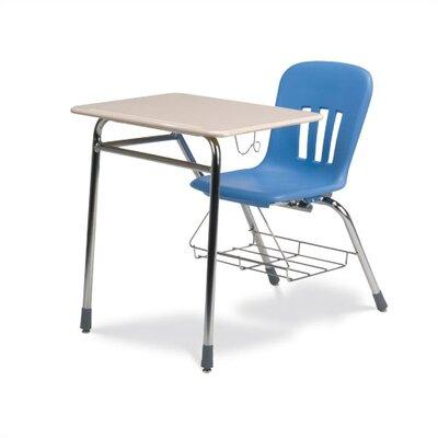 """Virco Metaphor Series 18"""" Plastic Classroom Combo Chair Desk"""