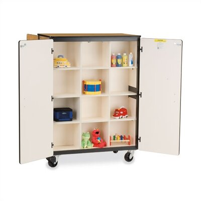 Virco 2 Door Storage Cabinet